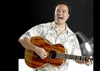 Patrick Landeza has focused on bringing Hawaiian music to the mainland.