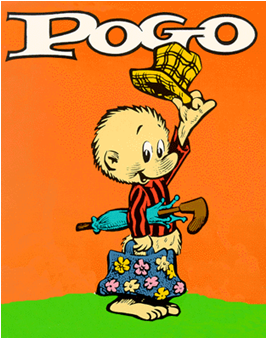 Thomas Andrae is one of four authors of the new book, Walt Kelly: The Life and Art of the Creator of Pogo (Hermes Press, May 2012).