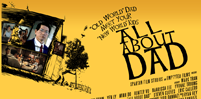 "Alum and grad student Ryan Rey composed music for movie, ""All About Dad."""
