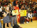 CSUEB students at Homecoming game