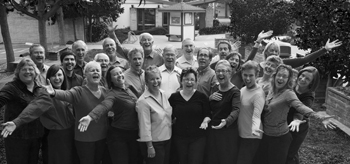 SF Bay Area Chamber Choir, conducted by Professor Emeritus David Stein, takes concerts to Turkey.