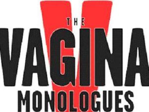 V-Day logo.