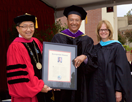 Cal State East Bay Honors Jacob Blea III as 2015 Distinguished Alumnus