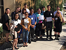 CSUEB Students Place at Statewide Research Competition