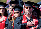 Photo Gallery: Graduate commencement ceremony