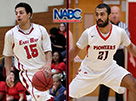 Two CSUEB Men's Basketball Players Named to NABC Honors Court