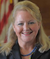 Alameda County DA Nancy O'Malley
