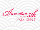 Thumbnail for the headline Presidential Investiture represents 'A Day of Celebration, A Week of Service'