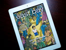 Thumbnail for the headline Cal State East Bay Magazine introduces free iPad edition