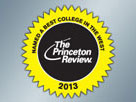 Thumbnail for the headline Princeton Review again recognizes CSUEB quality