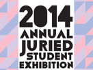 Thumbnail image for the story University Art Gallery to host annual juried student exhibition through June 12