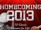 Thumbnail for the headline Homecoming 2013 celebrates five decades of Pioneer spirit