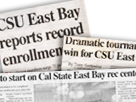 CSUEB and alums In the News